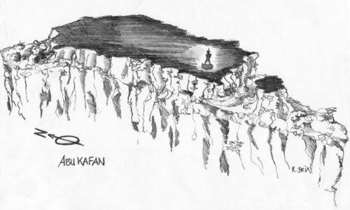 Tauchen am Tauchplatz Abu Kafan in Safaga