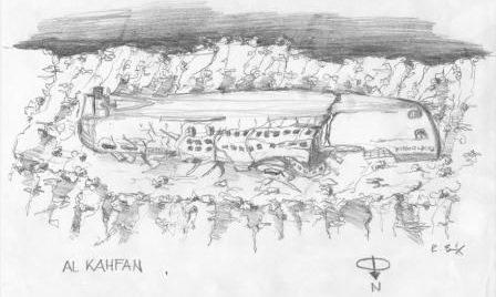 Tauchen am Wrack der Al Kahfan in Safaga